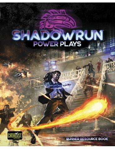 Shadowrun: Power Plays...