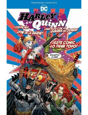 Harley Quinn: Temporada completa - Las pruebas de Harley Quinn