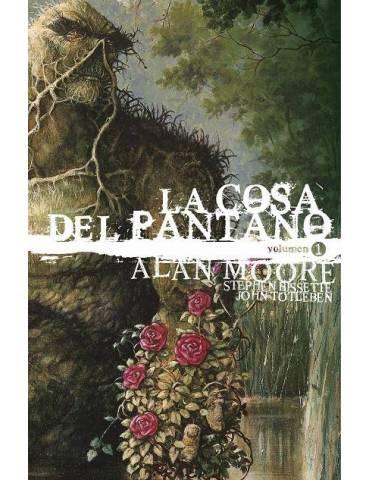 La Cosa del Pantano de Alan Moore vol. 01 de 3 (Edición Deluxe) (Segunda edición)