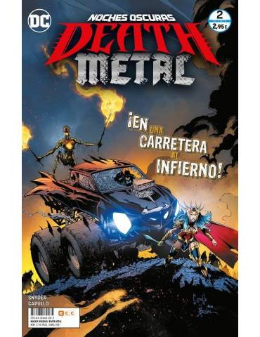 Noches oscuras: Death Metal núm. 02 de 7