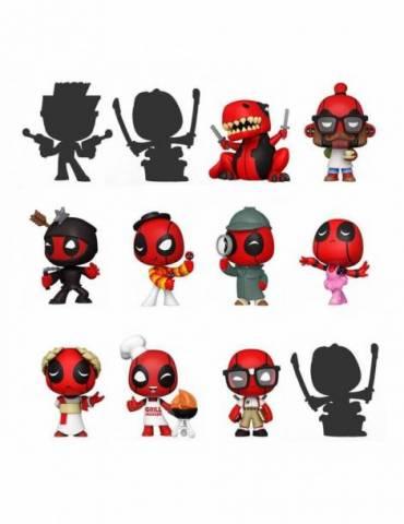 Minifiguras Marvel Comics Mystery Minis: Deadpool 30th Anniversary 5 cm