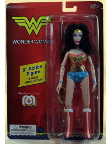 Figura DC Comics: Retro Wonder Woman 20 cm