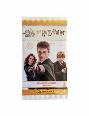 "Sobres Colección de Trading Cards Harry Potter ""Welcome To Hogwarts"""