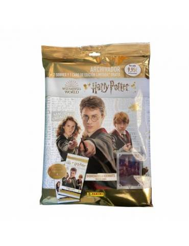 Archivador Harry Potter TC + 2 Sobres