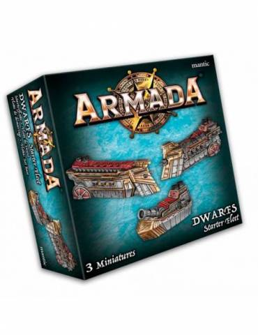 Armada: Dwarf Starter Fleet