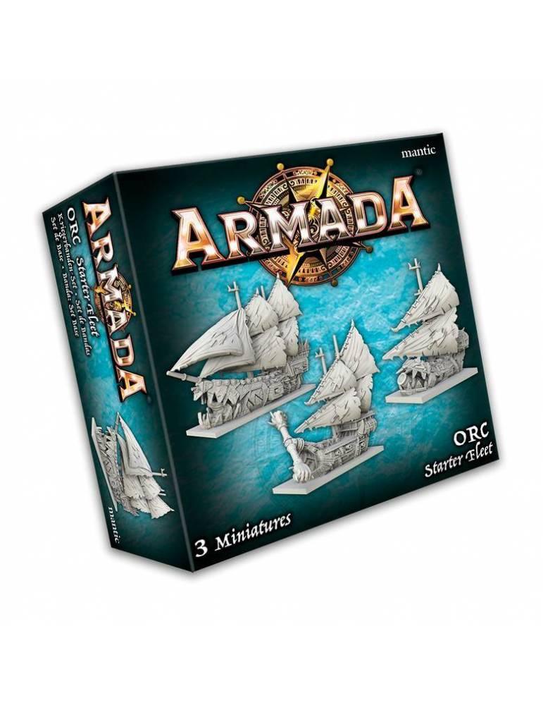 Armada: Flota de Inicio Orcos