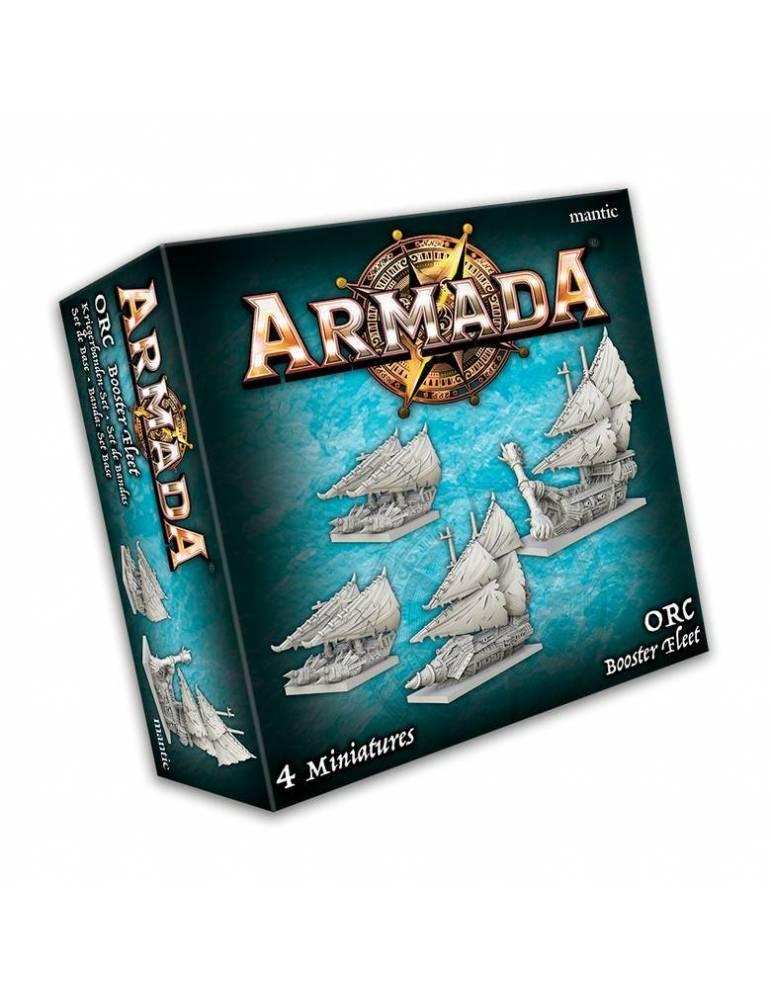 Armada: Flota de Refuerzo Orcos