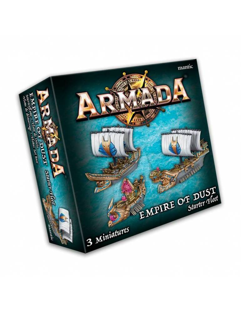 Armada: Empire of Dust Starter Fleet