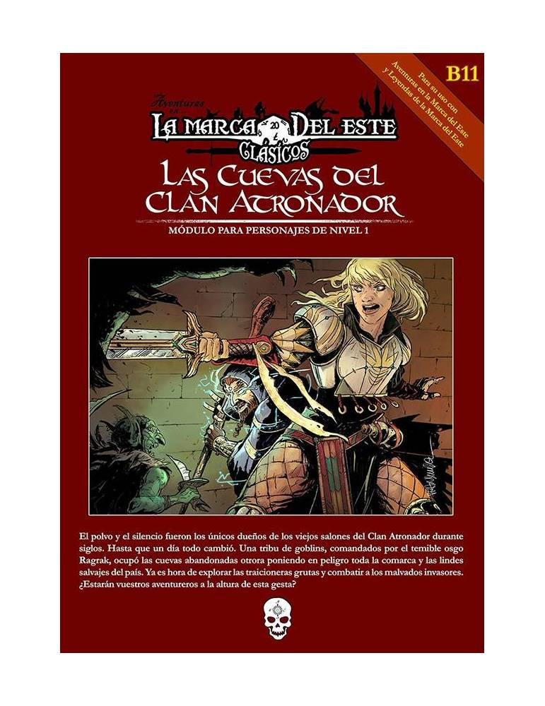 Las Cuevas del Clan Atronador