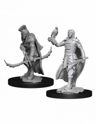 D&D Nolzur's Marvelous Miniatures: Elf Ranger Male