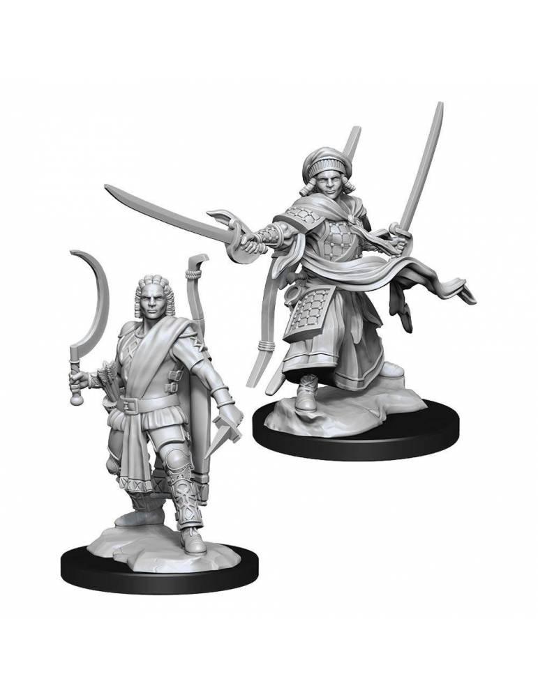 D&D Nolzur's Marvelous Miniatures: Human Ranger Male