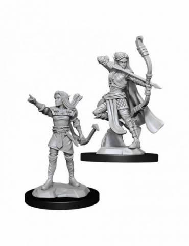 D&D Nolzur's Marvelous Miniatures: Elf Ranger Female