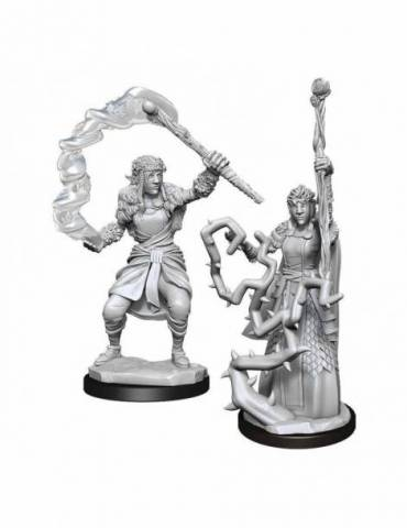 D&D Nolzur's Marvelous Miniatures: Firebolg Druid Female