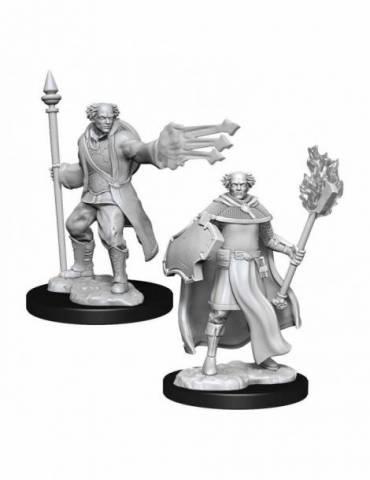 D&D Nolzur's Marvelous Miniatures: Multiclass Cleric & Wizard