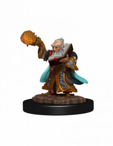 D&D Icons of the Realms: Gnome Wizard Male