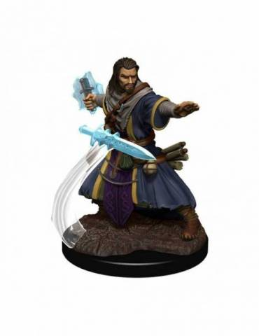 D&D Icons of the Realms: Human Wizard Male