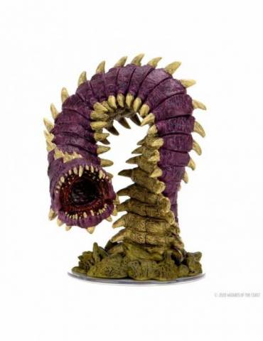D&D Icons of the Realms: Fangs & Talons Purple Worm Pre