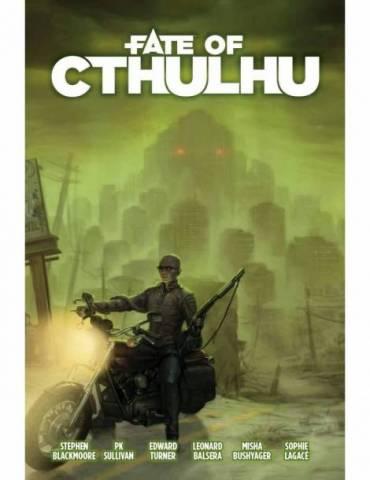 Fate of Cthulhu (Castellano)