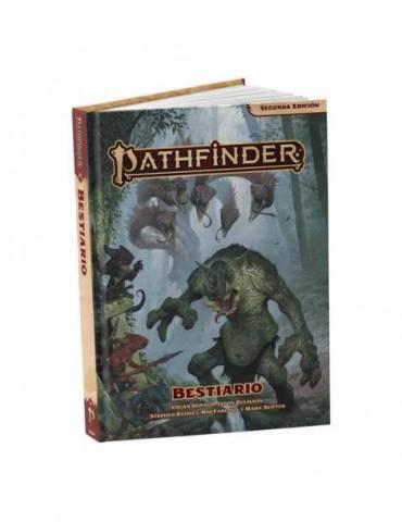 Pathfinder Bestiario (2a Edición)