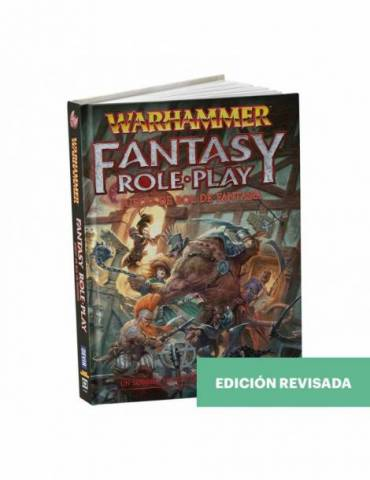 Warhammer: Juego de rol de fantasía (Edición Revisada)
