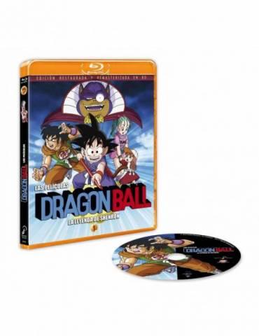 Dragon Ball la Película 1. La Leyenda de Shenron (Blu-ray)