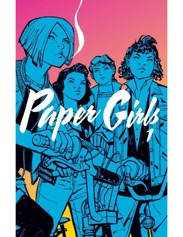 Paper Girls Tomo Nº01/06