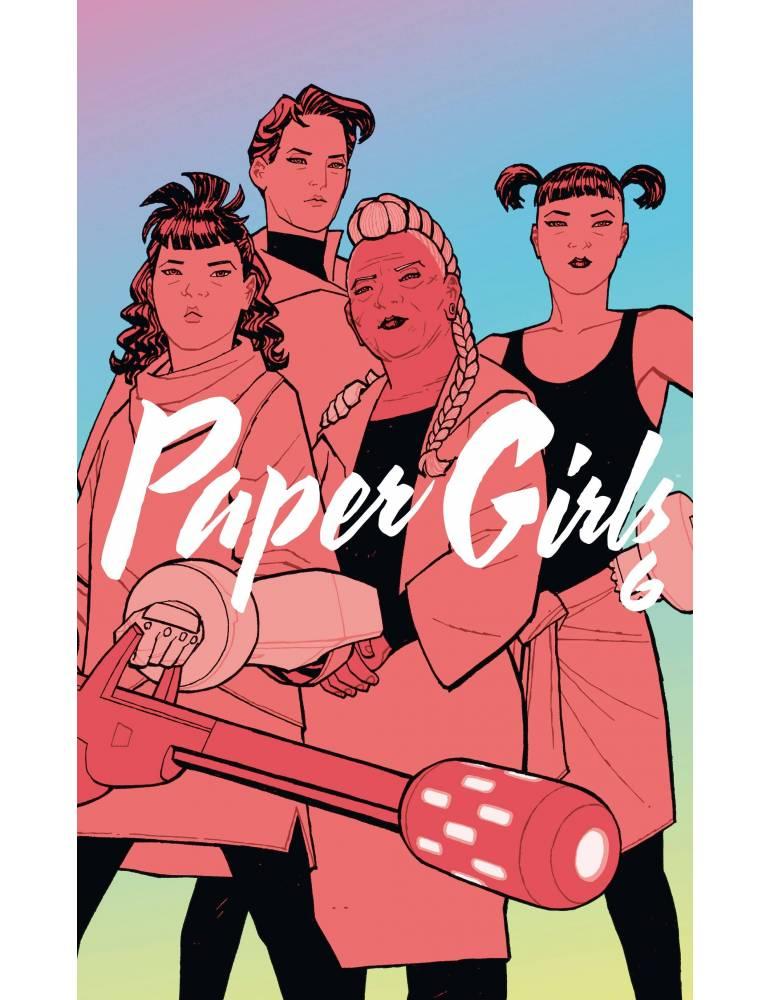 Paper Girls Tomo Nº06/06