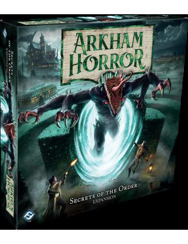 Arkham Horror (Third Edition): Secrets of the Order (Inglés)