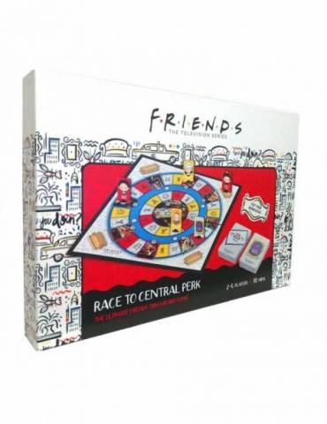 Friends Juego de Mesa Trivia: Race To Central Perk