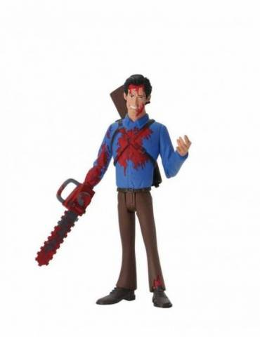 Figura Toony Terrors: Bloody Ash (Evil Dead 2) 15 cm
