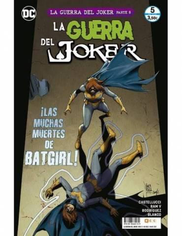 La guerra del Joker núm. 05 de 6
