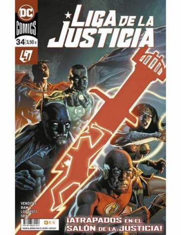 Liga de la Justicia núm. 112/ 34
