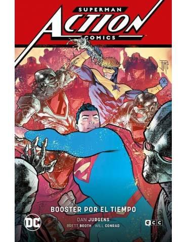 Superman: Action Comics vol. 04: Booster por el tiempo (Superman Saga - Héroes en Crisis Parte 2)