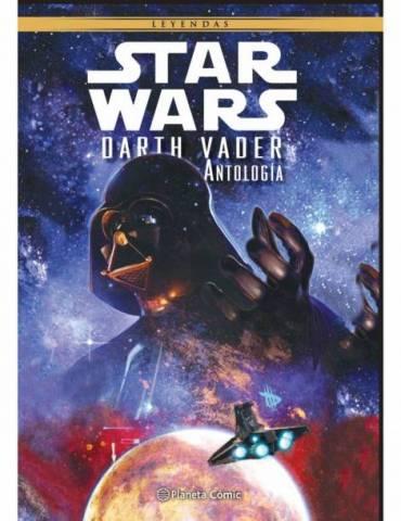 Star Wars Darth Vader Antologia Leyendas