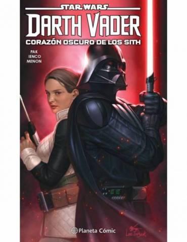 Star Wars Darth Vader nº 01. Corazón oscuro de los Sith