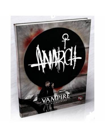 Vampire: The Masquerade Anarch