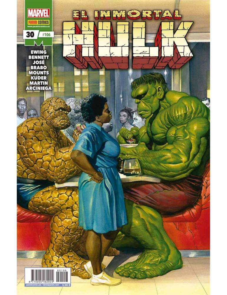 El Increible Hulk V.2 106 (El Inmortal Hulk 30)