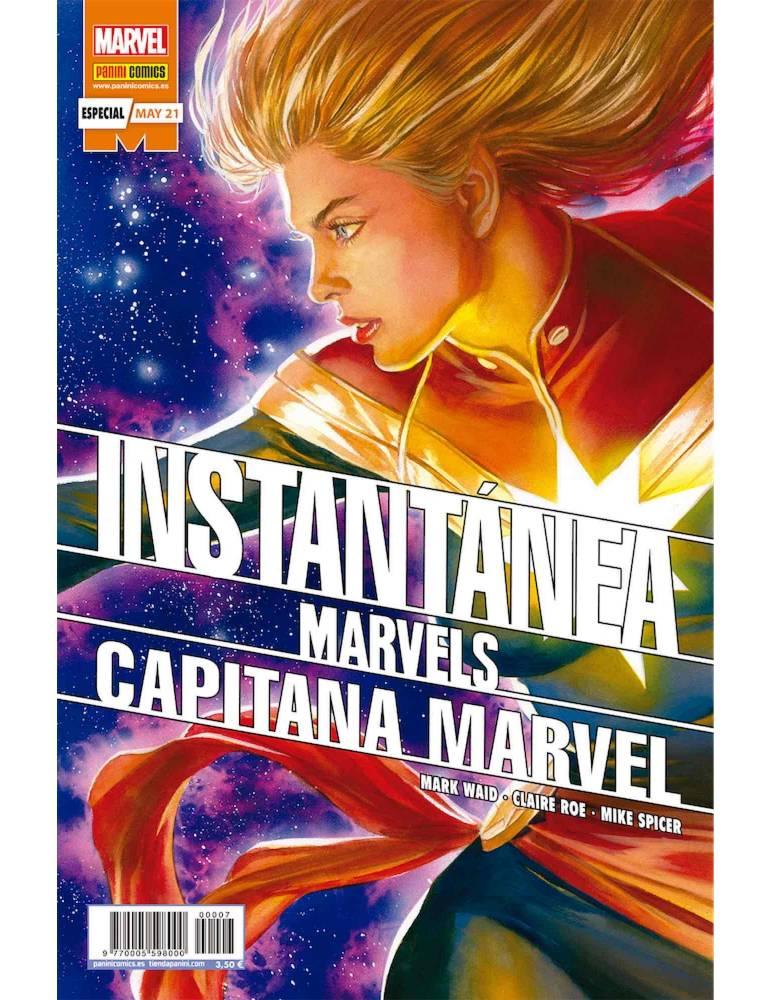 Instantanea Marvel 08: Capitana Marvel