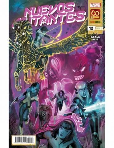 Nuevos Mutantes 12