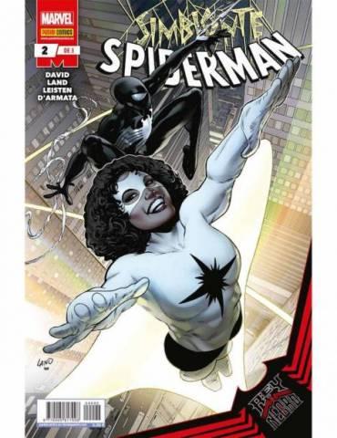 Rey De Negro: Simbionte Spiderman 02