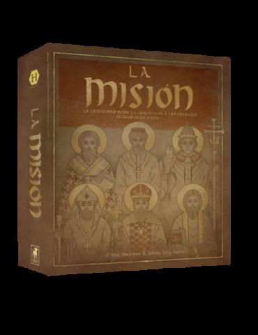 La Misión: Inicios de la Cristiandad desde la Crucifixión a las Cruzadas
