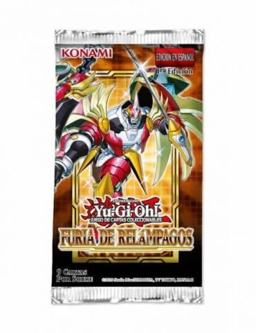 Yu-Gi-Oh! Furia de Relámpagos: Sobre de Cartas