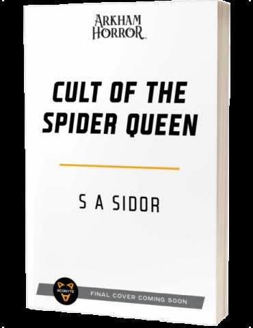 Cult of the Spider Queen: An Arkham Horror Novel
