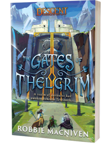 The Gates of Thelgrim: A Descent - Legends of the Dark Novel