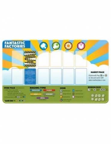 Fantastic Factories: Playmat