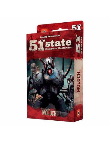 51st State: Master Set - Moloch