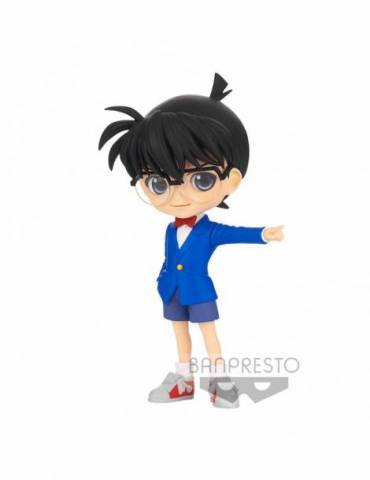 Figura Qposket Detective Conan: Conan Edogawa Ver A 10 cm