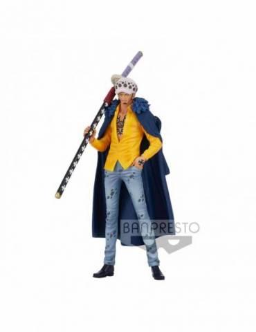 Figura One Piece Grandline Men DXF Figure Wanokuni Vol. 14: Trafalgar Law 17 cm