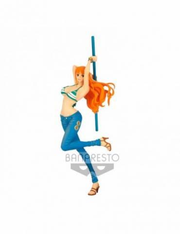 Figura One Piece Lady Fight!!: Nami 20 cm