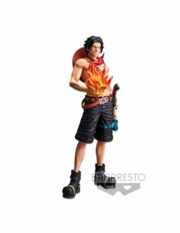 Figura One Piece Grandista Nero: Portgas D. Ace 28 cm